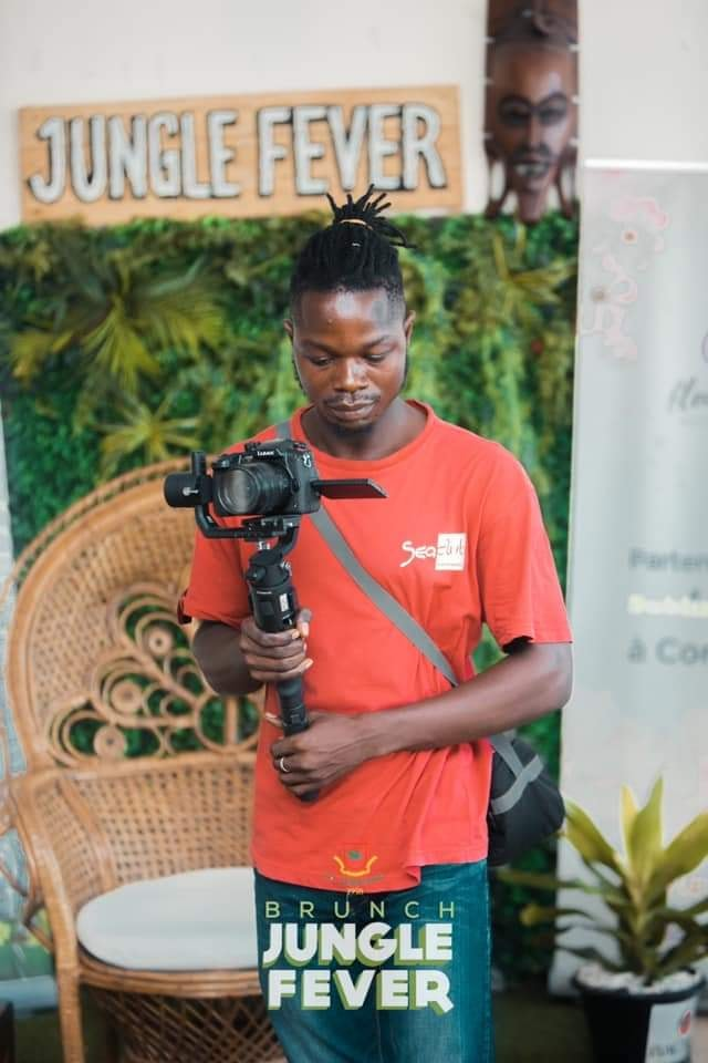 How to become a photographer or filmmaker? The story of a young Guinean director, Jul Overdose